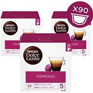 Nescafe Dolce Gusto Espresso 30ks x 3