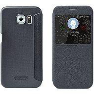 NILLKIN Sparkle S-View pro Samsung G920 Galaxy S6 černé