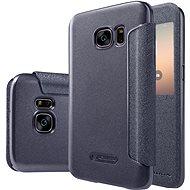 NILLKIN Sparkle S-View pro Samsung G930 Galaxy S7 černé
