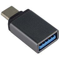 PremiumCord USB-C 3.1 (USB-C) (M) -  USB 3.0 Micro-A (F)