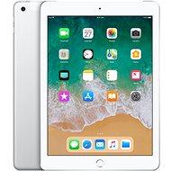 APPLE iPad 128GB WiFi Cellular Stříbrný 2018