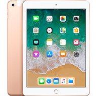 APPLE iPad 128GB WiFi Cellular Zlatý 2018
