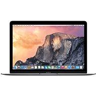 """APPLE MacBook 12"""" CZ  Vesmírně šedý 2017"""
