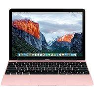 """APPLE MacBook 12"""" SK Růžově zlatý 2017"""