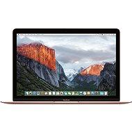 """APPLE MacBook 12"""" ENG Růžově zlatý 2017"""