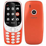 Nokia 3310 (2017) Red Dual SIM