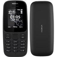 Nokia 105 (2017) černá Dual SIM
