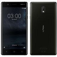 Nokia 3 Matte Black Dual SIM
