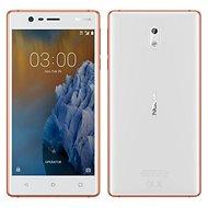 Nokia 3 White Copper Dual SIM