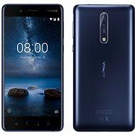 Nokia 8 Dual SIM Tempered Blue