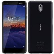 Nokia 3.1 Single SIM černý