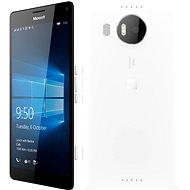 Microsoft Lumia 950 XL LTE bílá Dual SIM