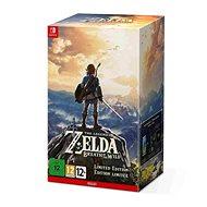 The Legend of Zelda: BOTW Limited edition - Nintendo Switch