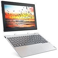 Lenovo Miix 320-10ICR Platinum Metal 128GB LTE + dock s klávesnicí