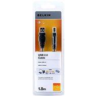 Kabel Belkin USB 2.0 propojovací A-B, 1.8m, řada s