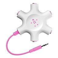 Belkin RockStar - bílo-růžový