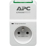 APC Základní ochrana proti přepětí SurgeArrest 1 výstup 230V, 2 nabíjecí porty USB, Francie