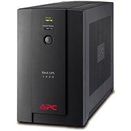 APC Back-UPS BX 1400 eurozásuvky