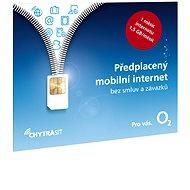 O2 Předplacený mobilní internet s 1,5 GB
