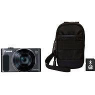 Canon PowerShot SX620 HS černý Essential Kit