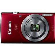 Canon IXUS 165 červený