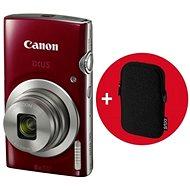Canon IXUS 185 červený Essential Kit