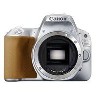 Canon EOS 200D tělo stříbrný