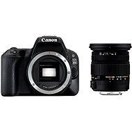 Canon EOS 200D tělo černý + Sigma 17-50mm
