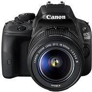 Canon EOS 100D body + EF-S 18-55mm DC III