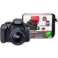 Canon EOS 1300D + EF-S 18-55mm DC III + Canon Starter Kit