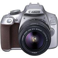 Canon EOS 1300D stříbrný + EF-S 18-55mm DC III