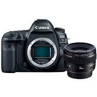 Canon EOS 5D Mark IV + Canon 50mm f/1.4