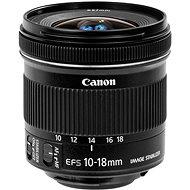 Canon EF-S 10-18mm F4.5 - 5.6 IS STM + UV filtr HOYA 67mm Pro 1D DHMC