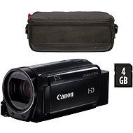 Canon LEGRIA HF R706 černá - Essential kit