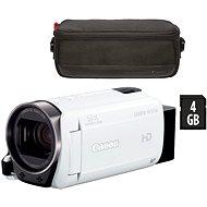 Canon LEGRIA HF R706 bílá - Essential kit