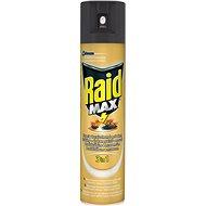 Raid MAX proti lezoucímu hmyzu 400 ml