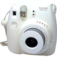 Fujifilm Instax Mini 8S Instant camera bílý