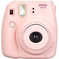 Fujifilm Instax Mini 8S Instant camera růžový Medium Kit
