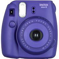 Fujifilm Instax Mini 8 Instant camera vínový