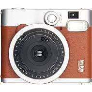 Fujifilm Instax Mini 90 Instant Camera hnědý