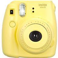 Fujifilm Instax Mini 8 žlutý - Světluška Box