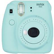 Fujifilm Instax Mini 9 světle modrý + film 1x10 + pouzdro
