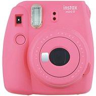 Fujifilm Instax Mini 9 růžový + film 1x10