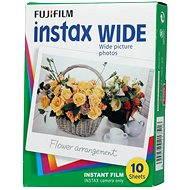 Fujifilm Instax widefilm na 10 fotografií