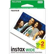 Fujifilm Instax widefilm na 20 fotografií