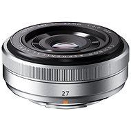 Fujifilm Fujinon XF 27mm f/2.8 stříbrný
