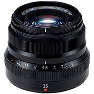 Fujifilm Fujinon XF 35mm F/2.0 R WR Black