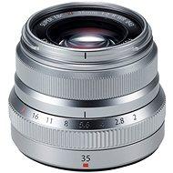 Fujifilm Fujinon XF 35mm F/2.0 R WR Silver