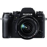 Fujifilm X-T1 Black + objektiv 18-55mm F2.8-4