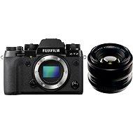 Fujifilm X-T2 + 35mm F1.4 R